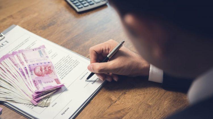Pengar försäljning avtal