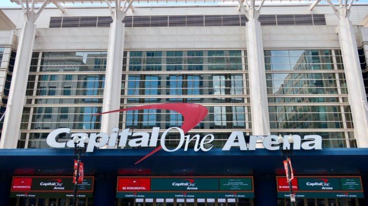 Capital One Arena i Washington