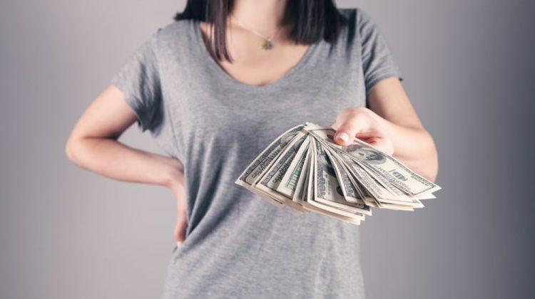 Storvinst pengar